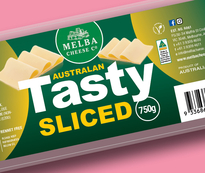 cheese packaging design melbourne